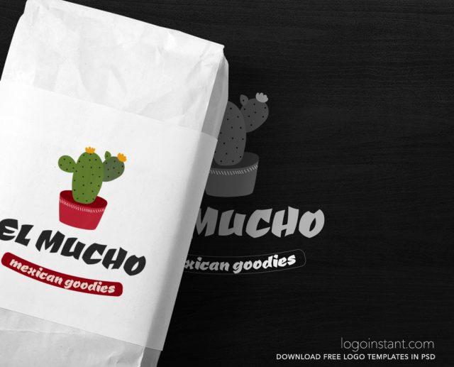 mexican restaurant logo design